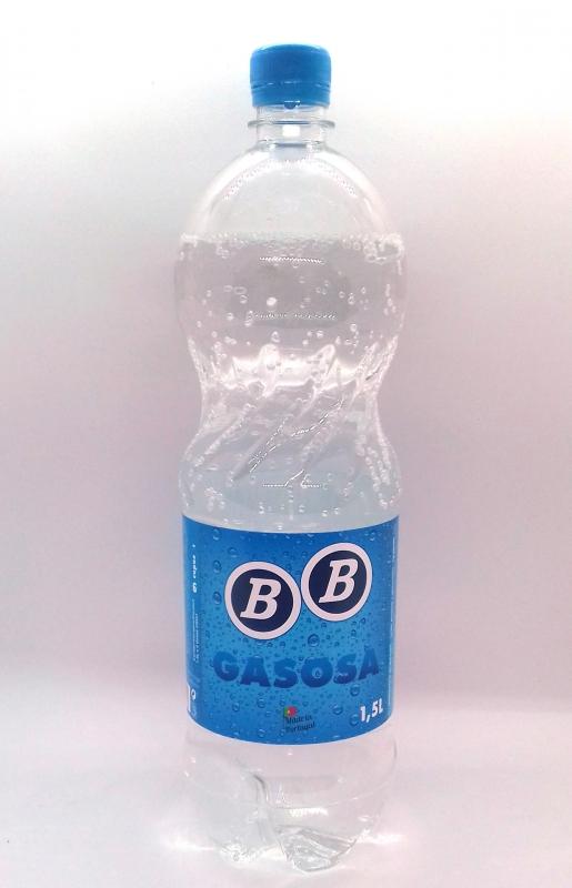 BB GASOSA (BRANCA) 1,5L