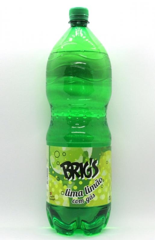 BRIG'S LIMA-LIMÃO COM GÁS 2L