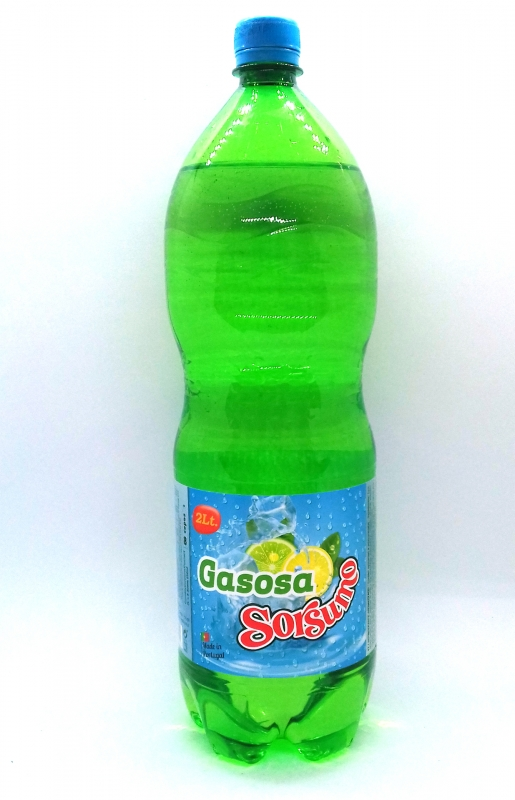 SORSUMO GASOSA (VERDE) 2L