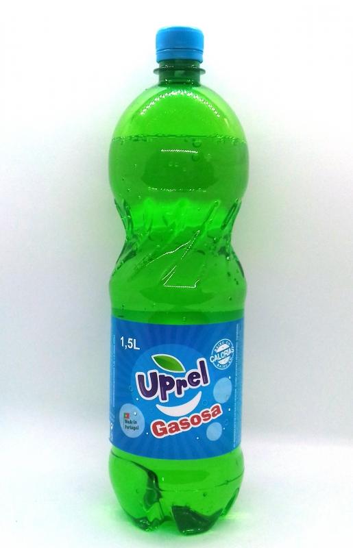 UPREL GASOSA (VERDE) 1,5L