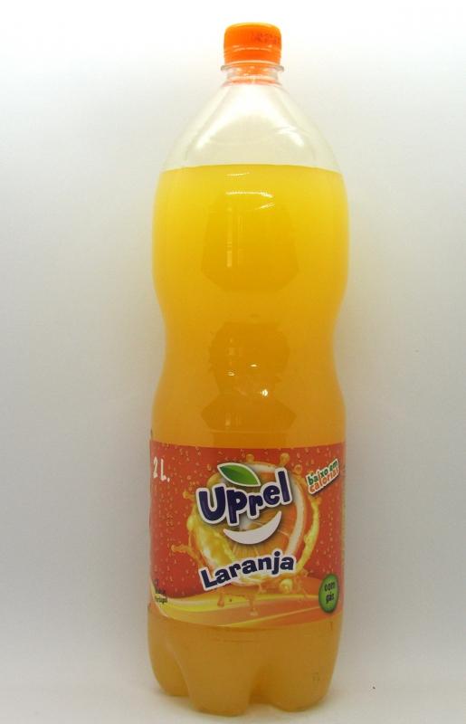 UPREL LARANJA COM GÁS (BRANCA) 2L