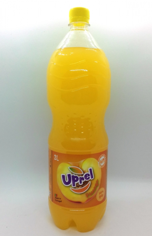 UPREL PÊSSEGO SEM GÁS 2L