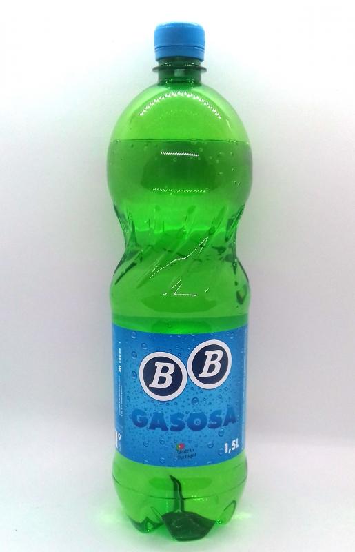 BB GASOSA (VERDE) 1,5L
