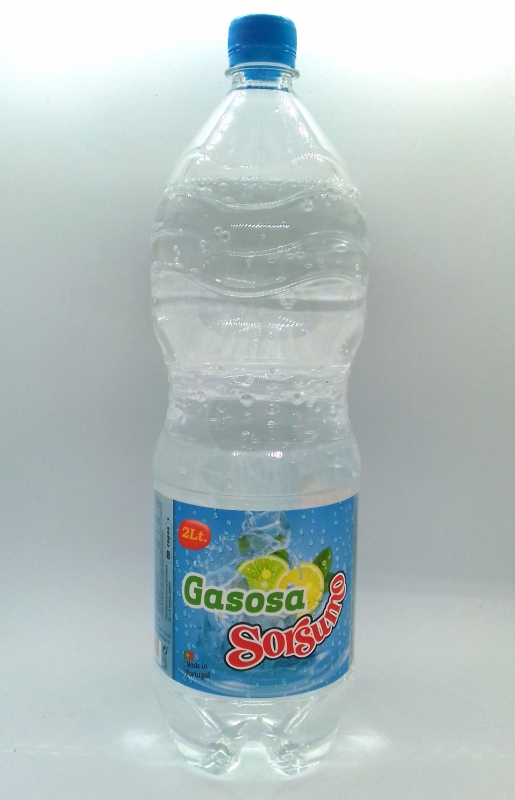SORSUMO GASOSA (BRANCA) 2L