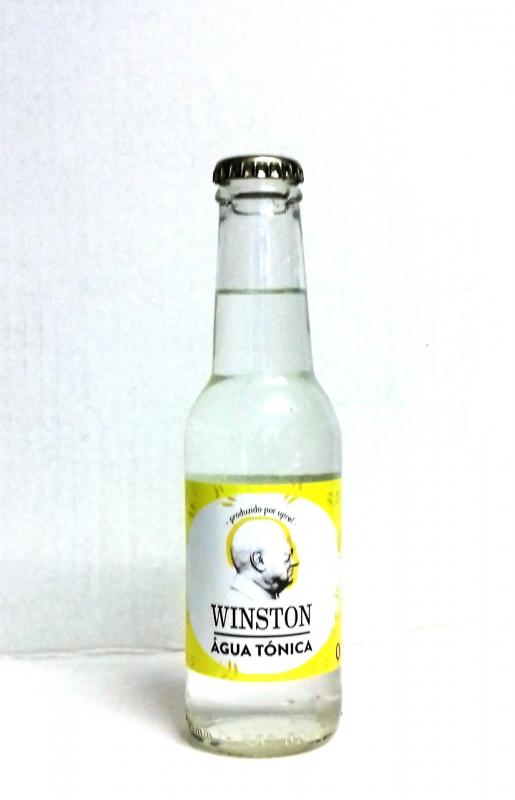 WINSTON ÁGUA TÓNICA 0,20L