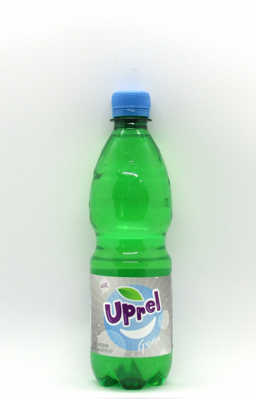 UPREL GASOSA 0,5L