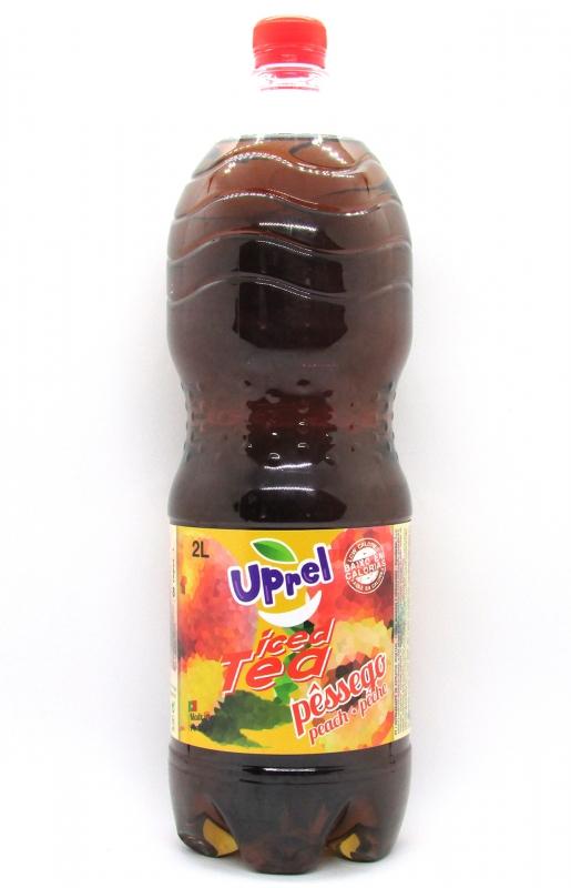 UPREL ICED TEA PÊSSEGO 2L