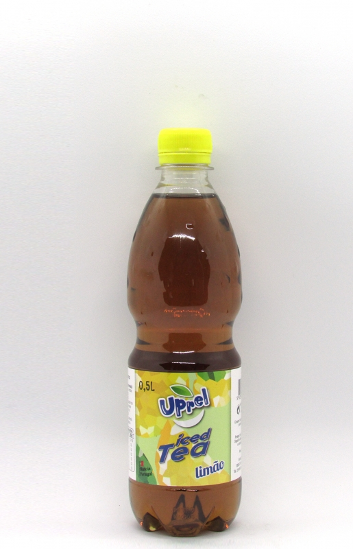 UPREL ICED TEA LIMÃO 0,5L