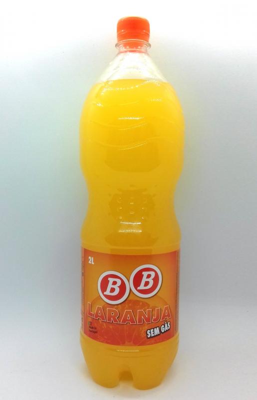 BB LARANJA SEM GÁS 2L