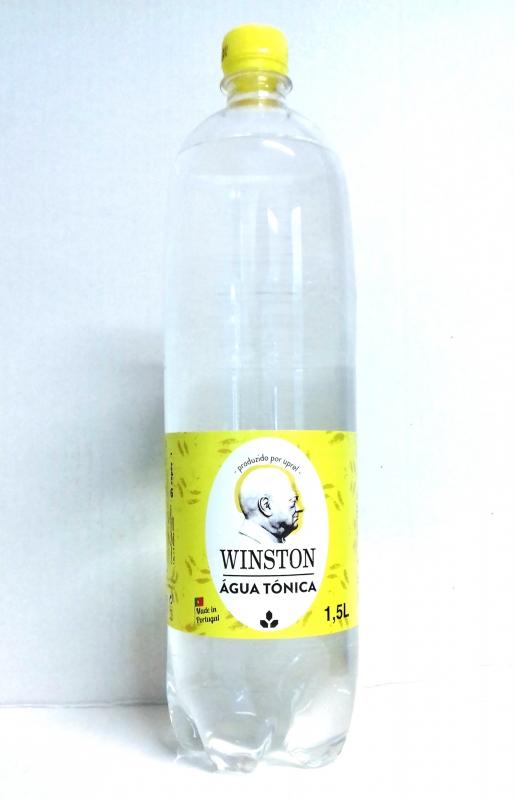 WINSTON ÁGUA TÓNICA 1,5L