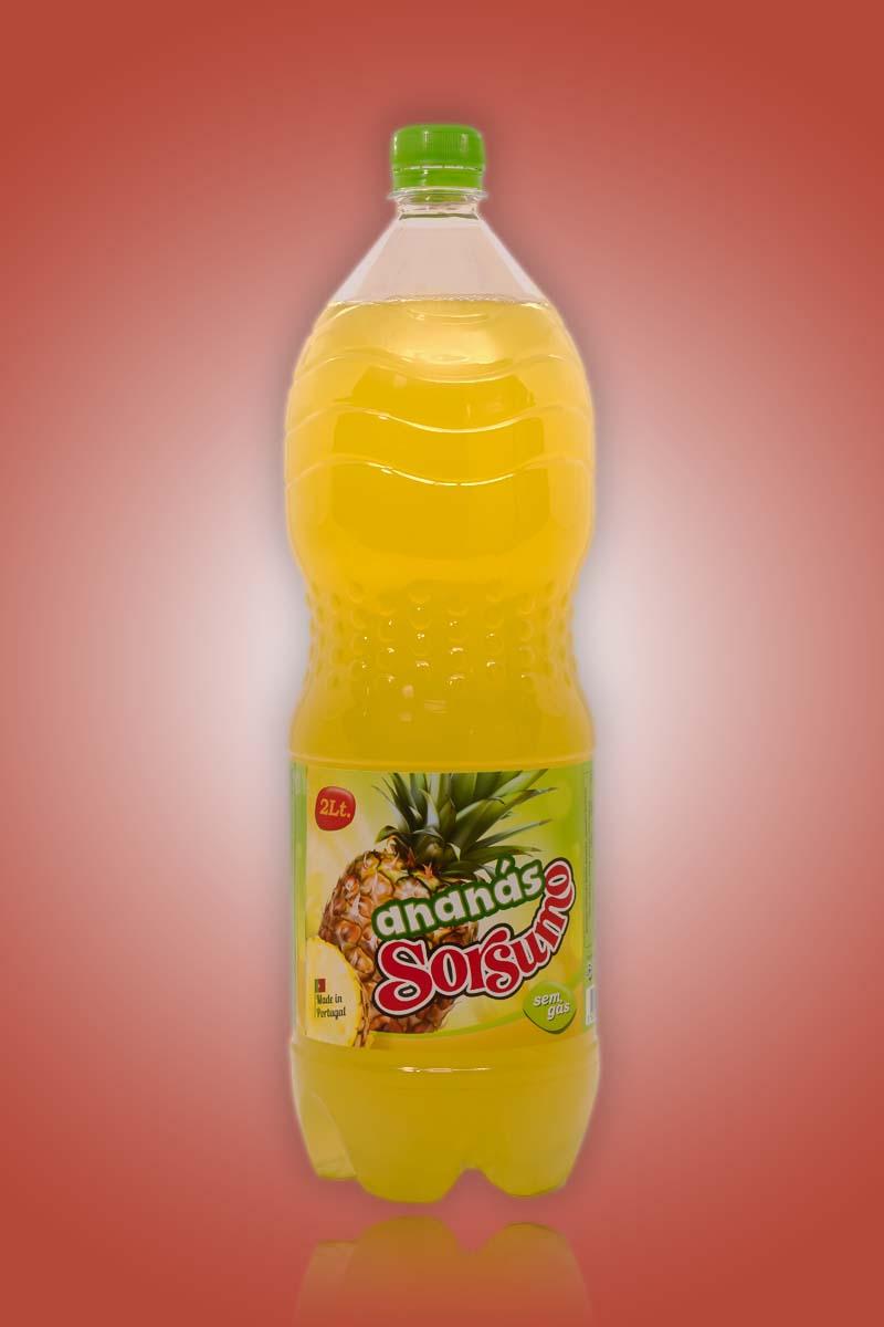 Ananás sem Gás 2L